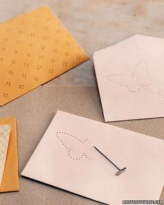 Как сделать и украсить конверт