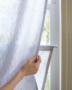 Side Curtain Rods Ideas