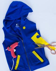 Ash Ketchum Costume