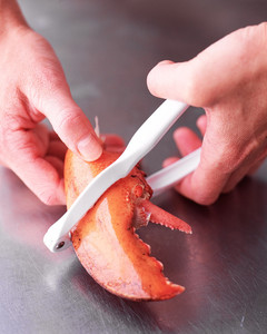 lobster claw cracking