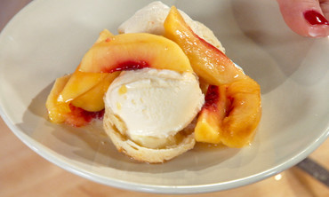 ... peach muffin pies now playing georgia peach souffles now playing peach