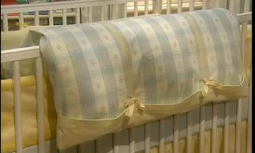 Video Make A Reversible Fleece Baby Blanket Martha Stewart