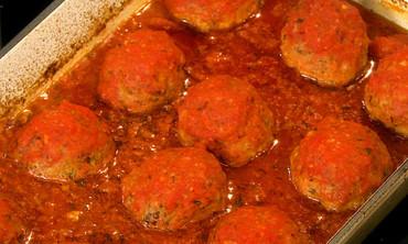 Video: Ricotta-Filled Meatballs | Martha Stewart