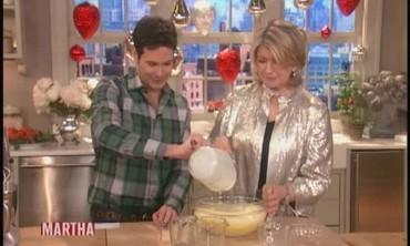 Video: Martha Stewart's Peppermint Candy Cake | Martha Stewart