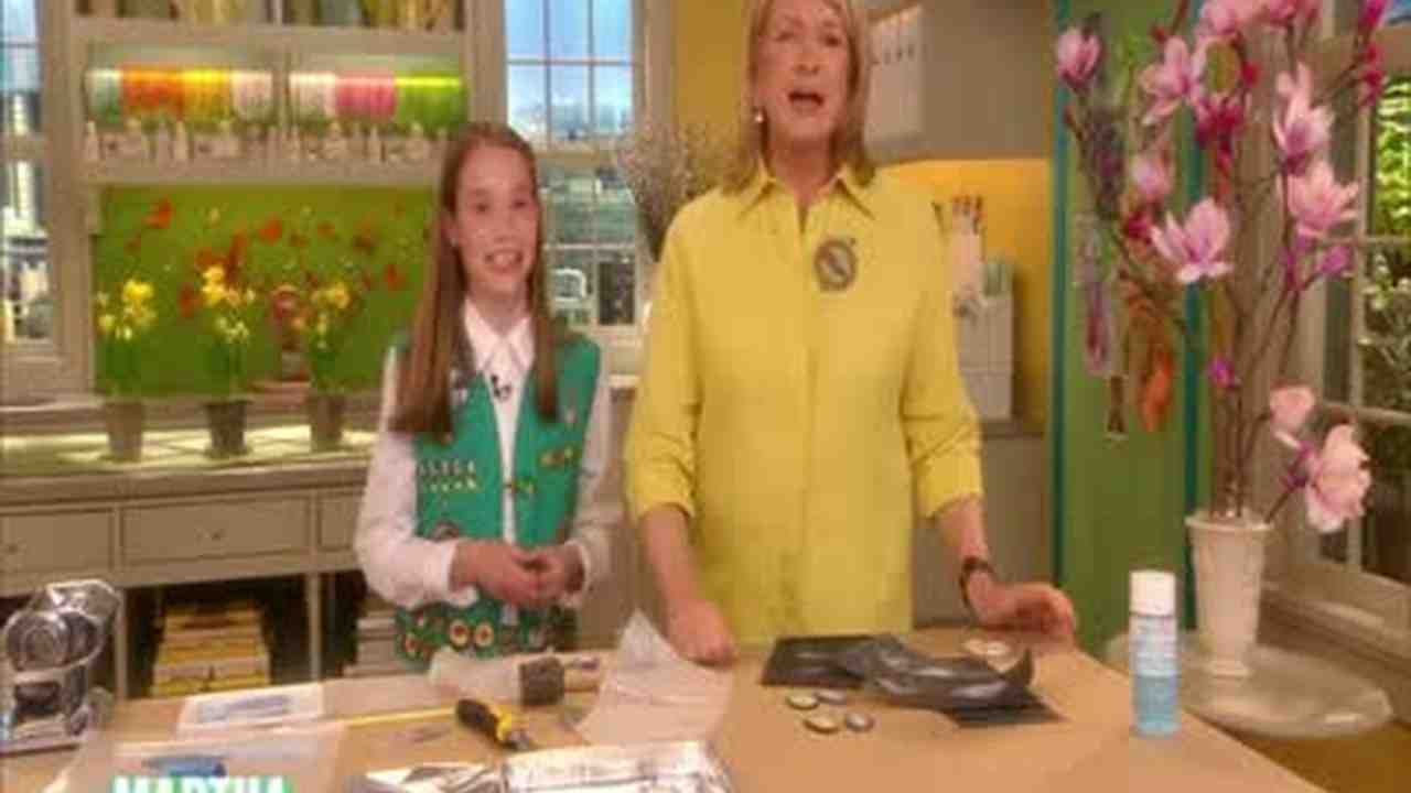 Girl Scout Jewelry Badges