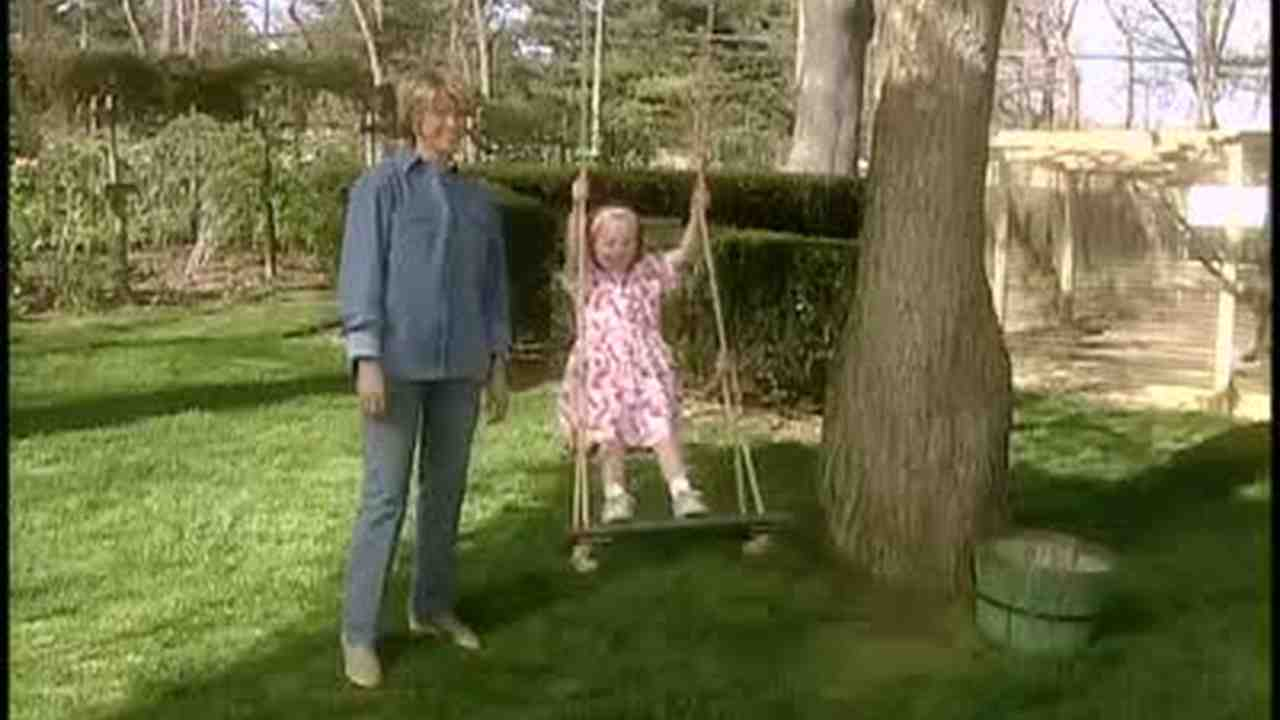 Video How to Build a Garden Swing Martha Stewart