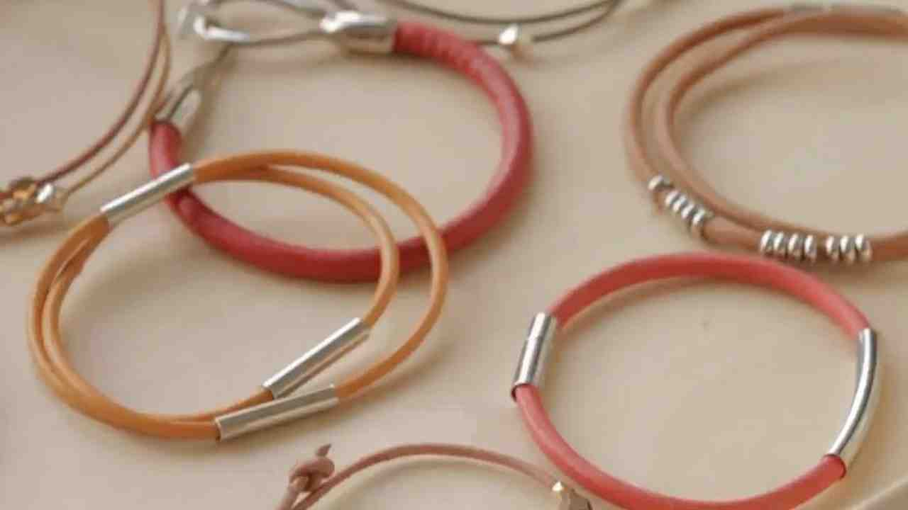 Diy Bohemian Leather Bracelet