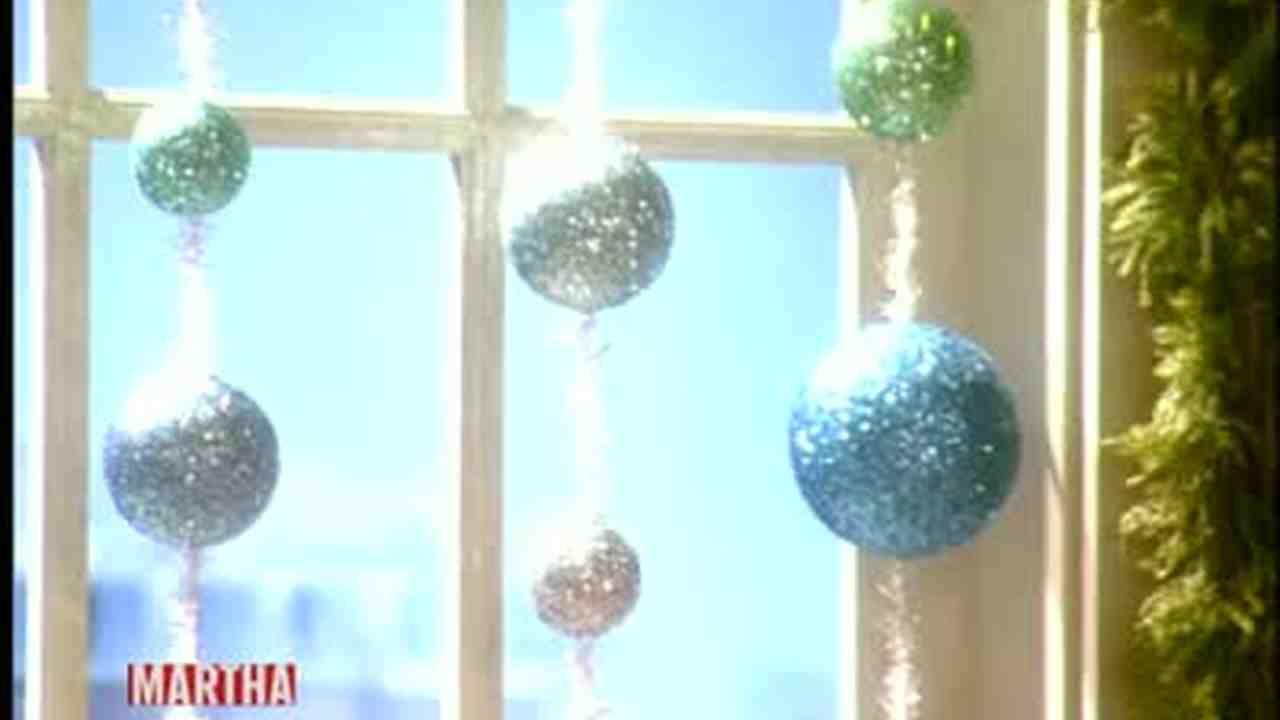 Christmas Ball Garlands.Christmas Ball Garlands Part 1