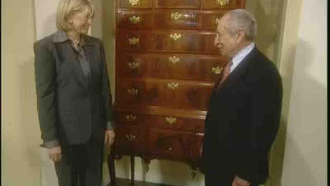 Video Campion Platt39s Campaign Furniture Martha Stewart