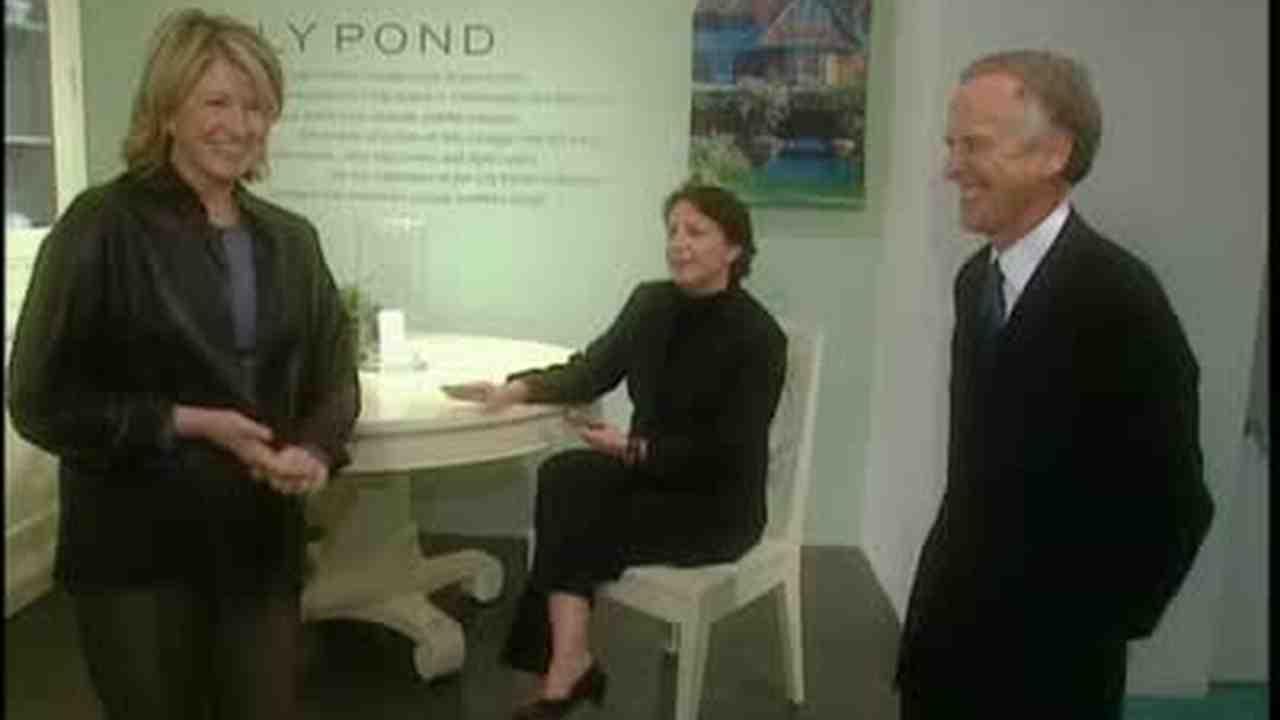 Video: Tour of the Bernhardt Furniture Company | Martha Stewart
