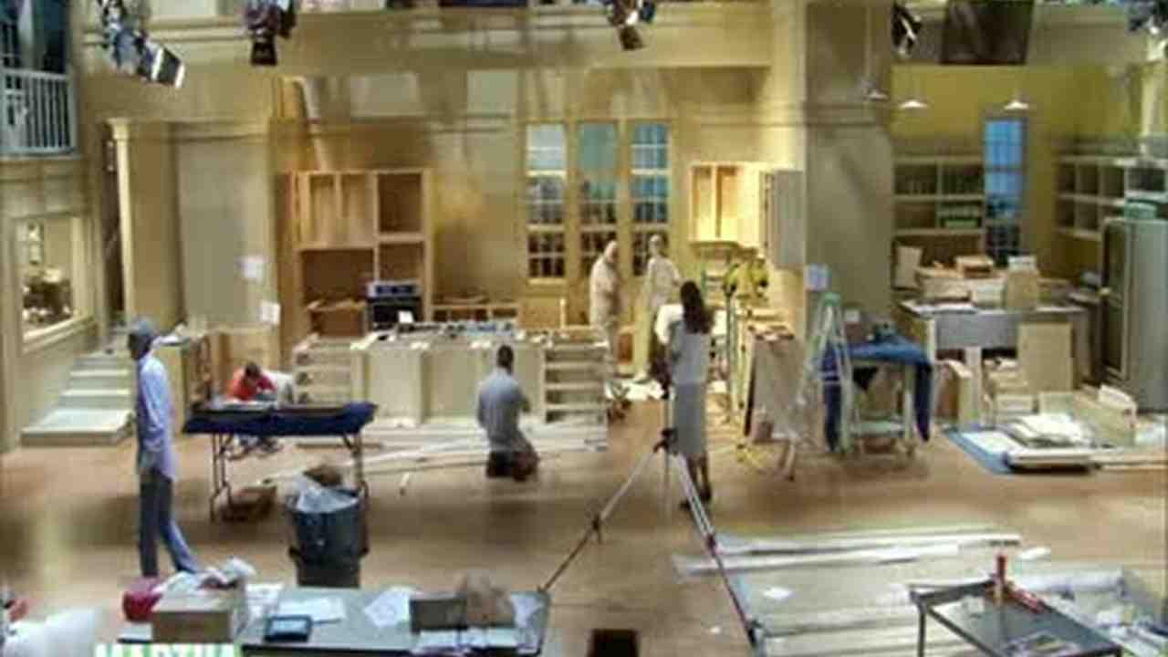 Video Martha Stewart S New Kitchen Design Martha Stewart