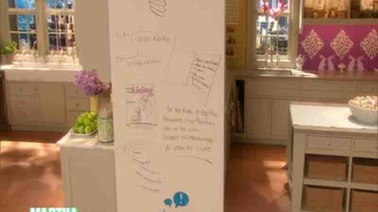 video: creative wall ideas for your kids' room | martha stewart
