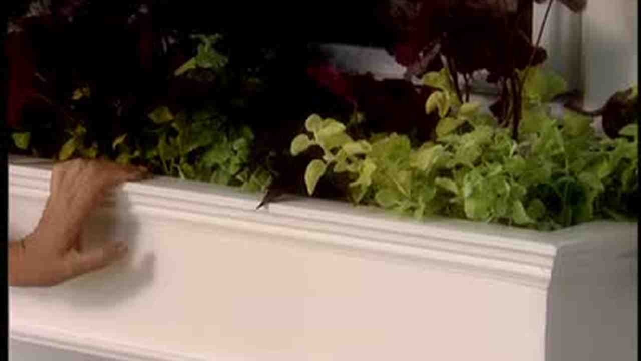 Build Window Box Video How To Build A Window Box For Your Home Martha Stewart