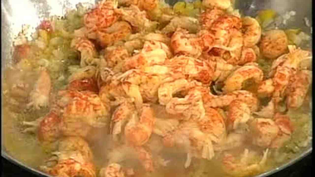 Shrimp and pork chops recipes