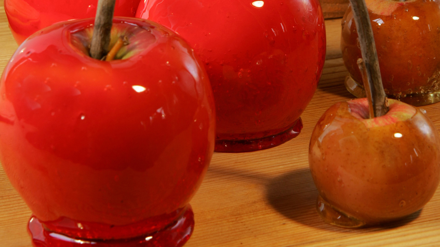 Candy Apples Recipe Amp Video Martha Stewart