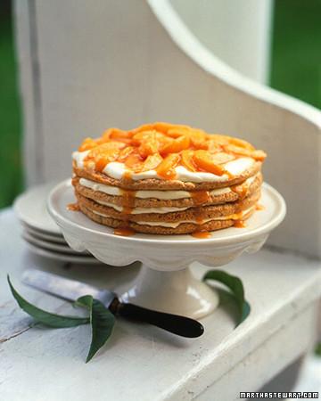 Caramel Peach Sauce