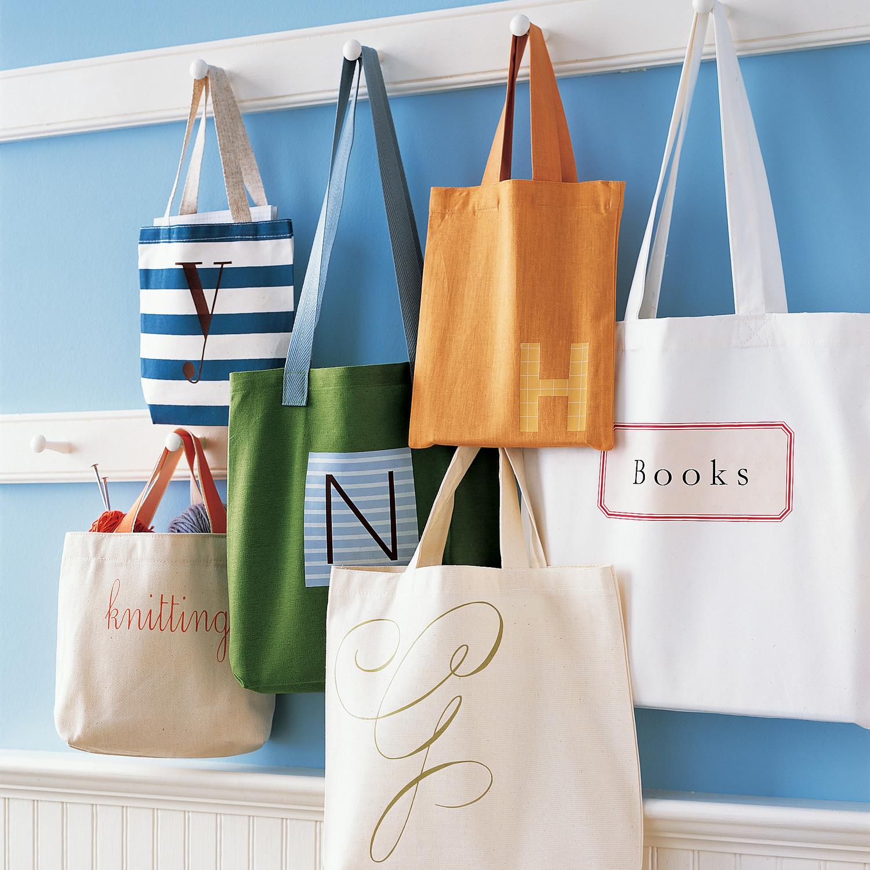 Handmade Tote Bags Martha Stewart