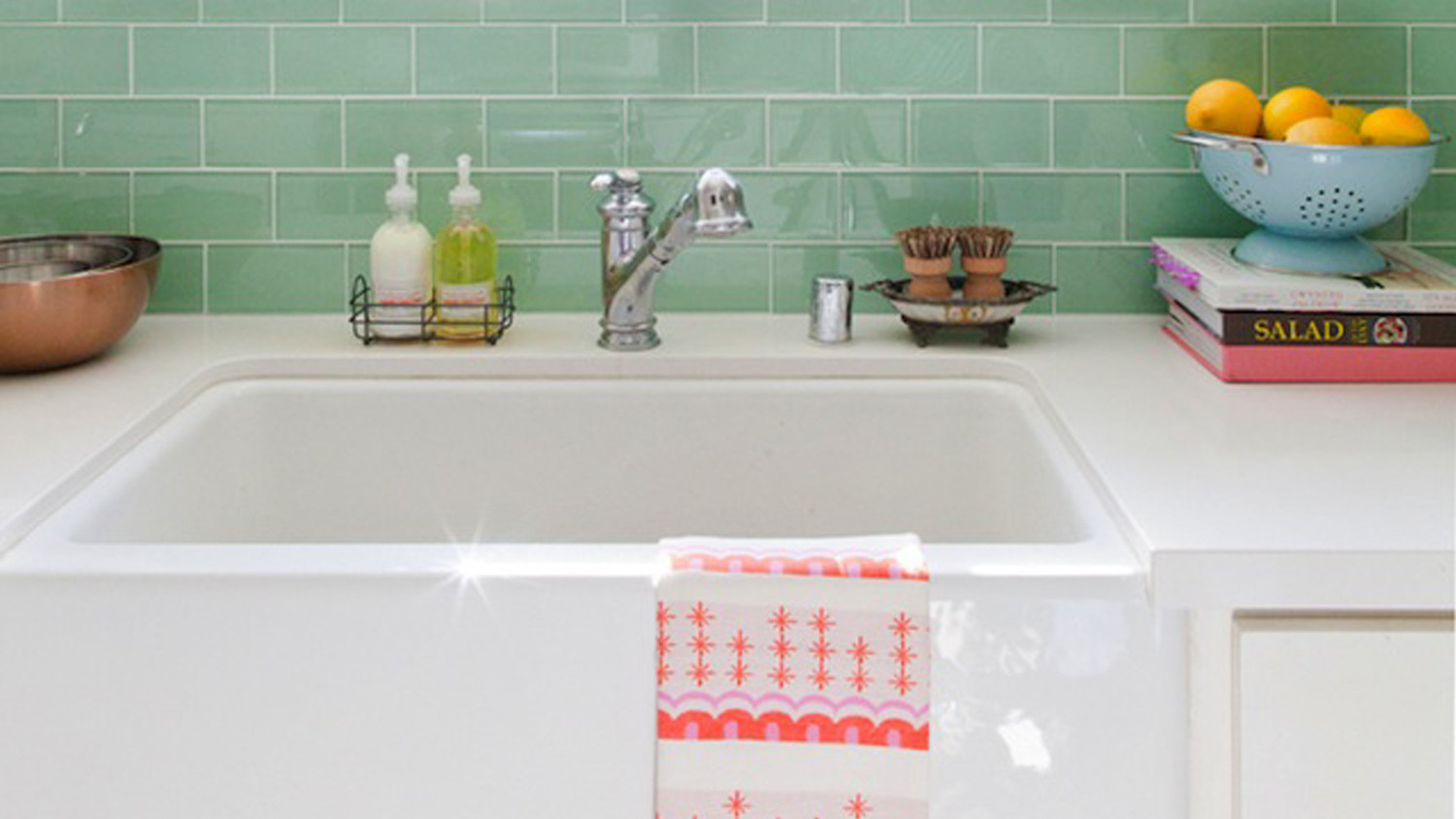 How To Seriously Deep Clean Your Kitchen Sink U0026amp; Disposal