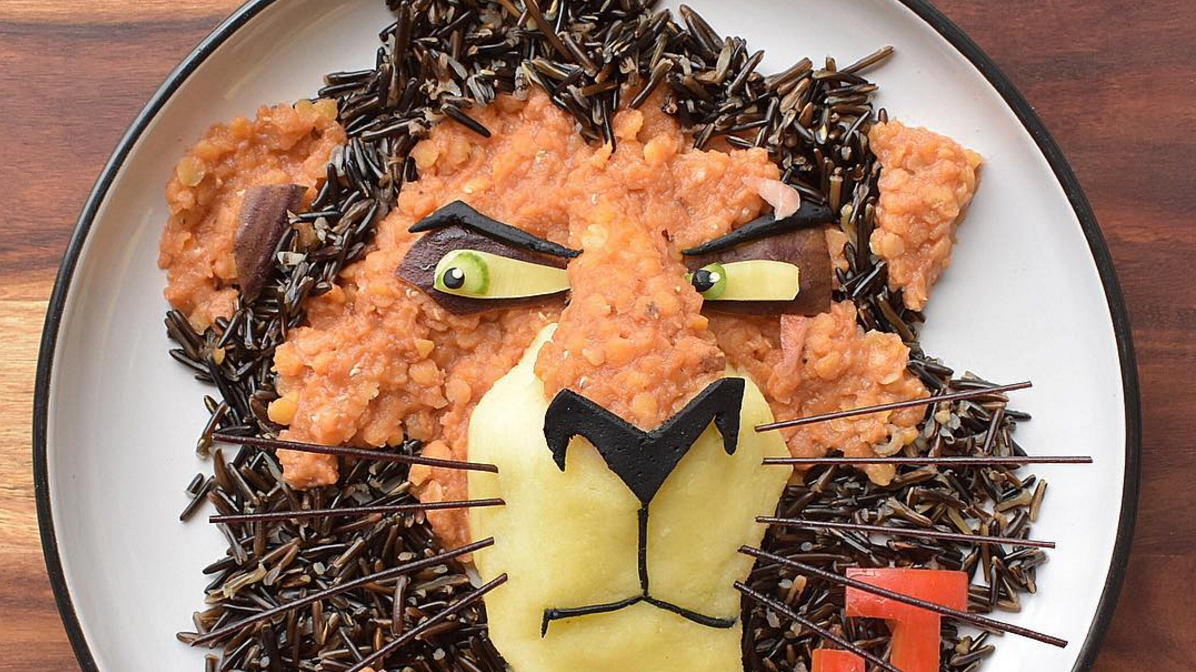 This Mom Makes Her Son Meals In The Shape Of His Favorite