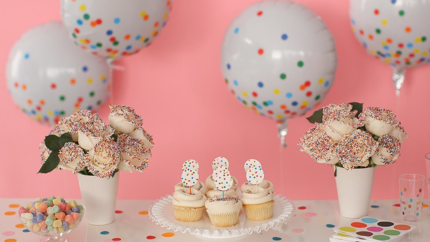How To Throw The Sweetest Baby Sprinkle Party Martha Stewart