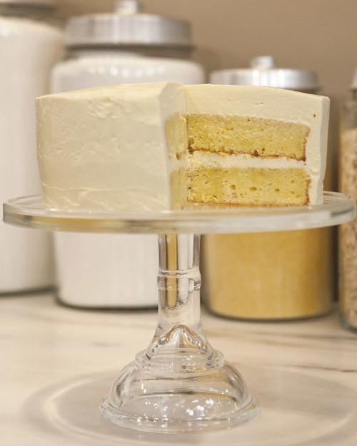 Martha Stewart Orange Almond Wedding Cake Recipe