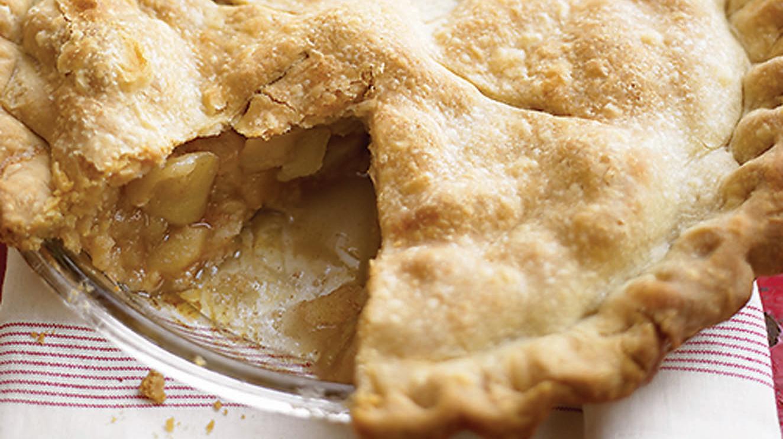 Old-Fashioned Pecan Pie pics