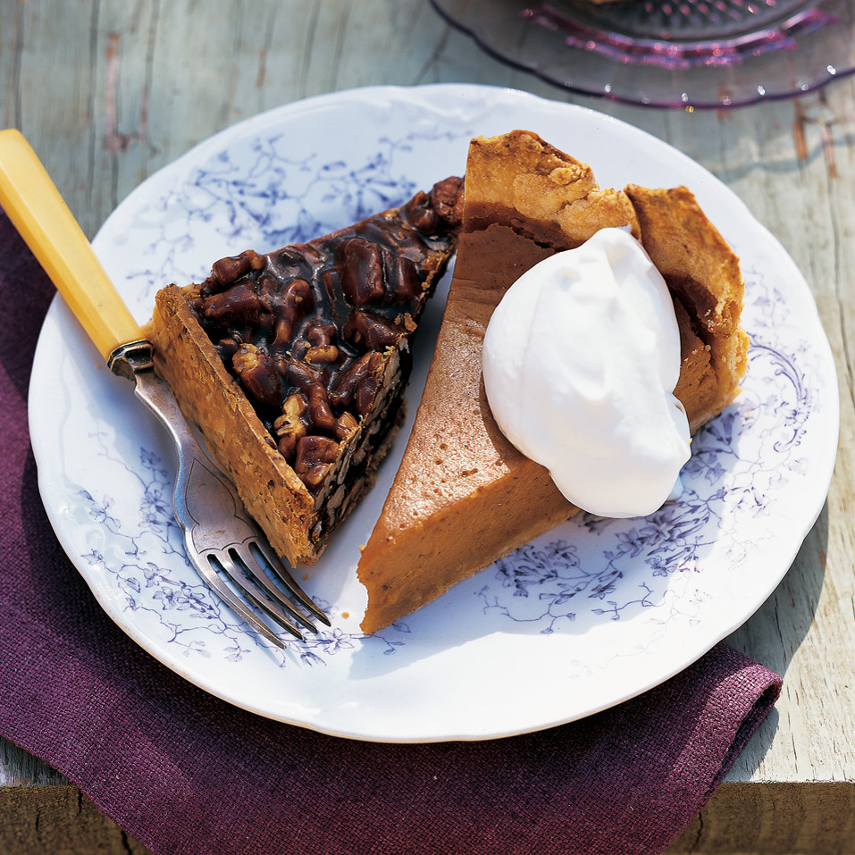 Texas Hill Country Spiced Pumpkin Pie Recipe