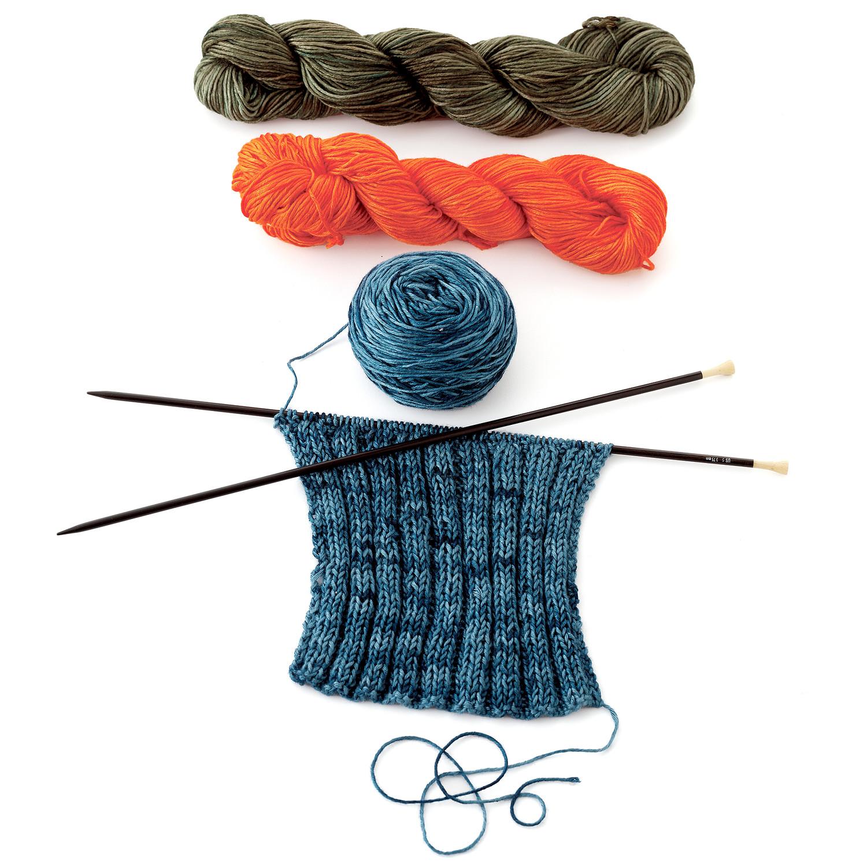 Knitting Tools and Materials Martha Stewart