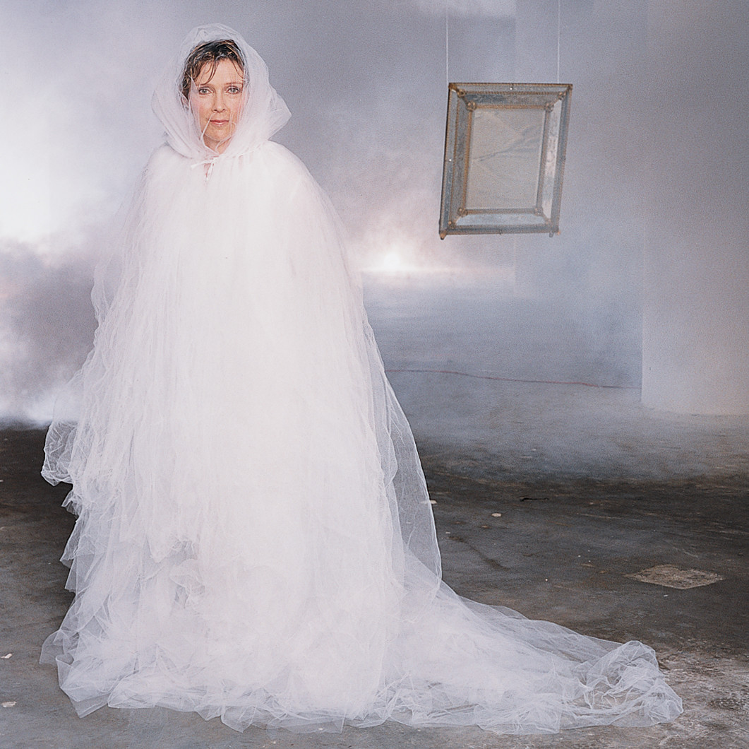 No Sew Tulle Ghost Costume Martha Stewart