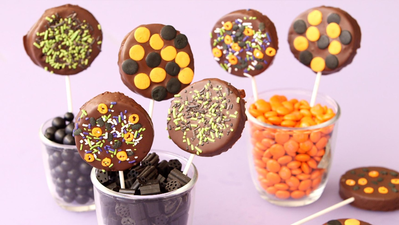 Halloween Cake Pops Martha Stewart