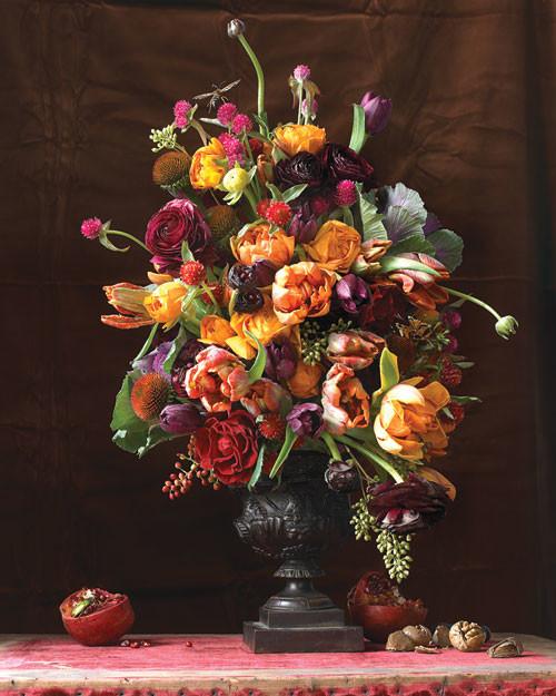 Dutch Floral Displays