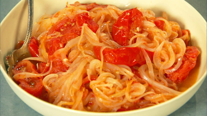 Tomato Onion Stew Recipe Martha Stewart