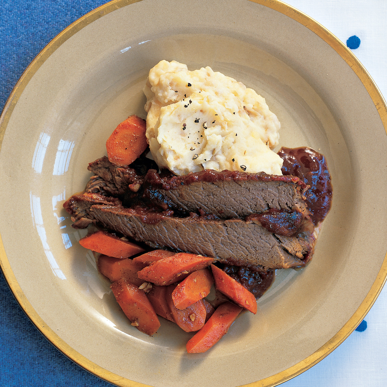 Braised Brisket Recipe | Martha Stewart