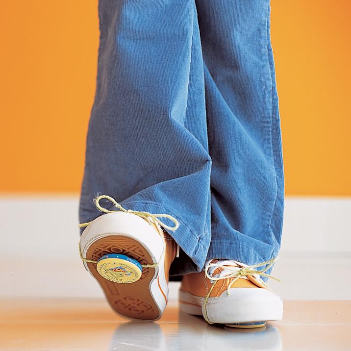 Homemade Tap Shoes Martha Stewart
