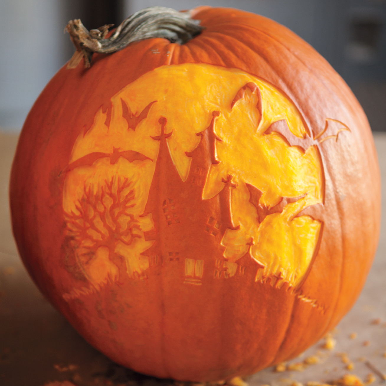Pumpkin Carving Pumpkin Carving And Decorating Ideas Martha Stewart
