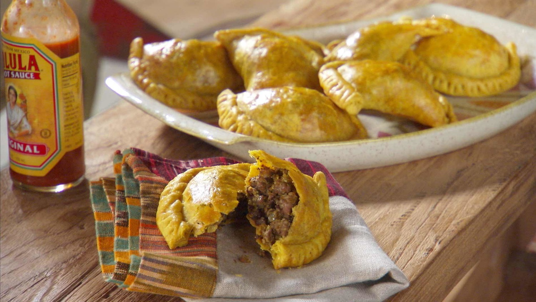 Beef Patties Recipe & Video | Martha Stewart