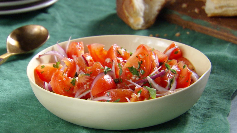 pomodoro salad recipe amp video martha stewart