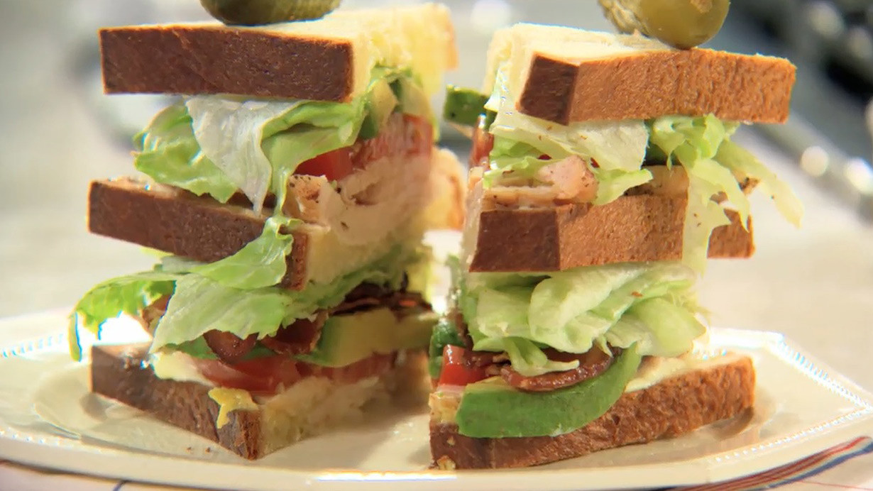 Video: Roasted Chicken Club | Martha Stewart