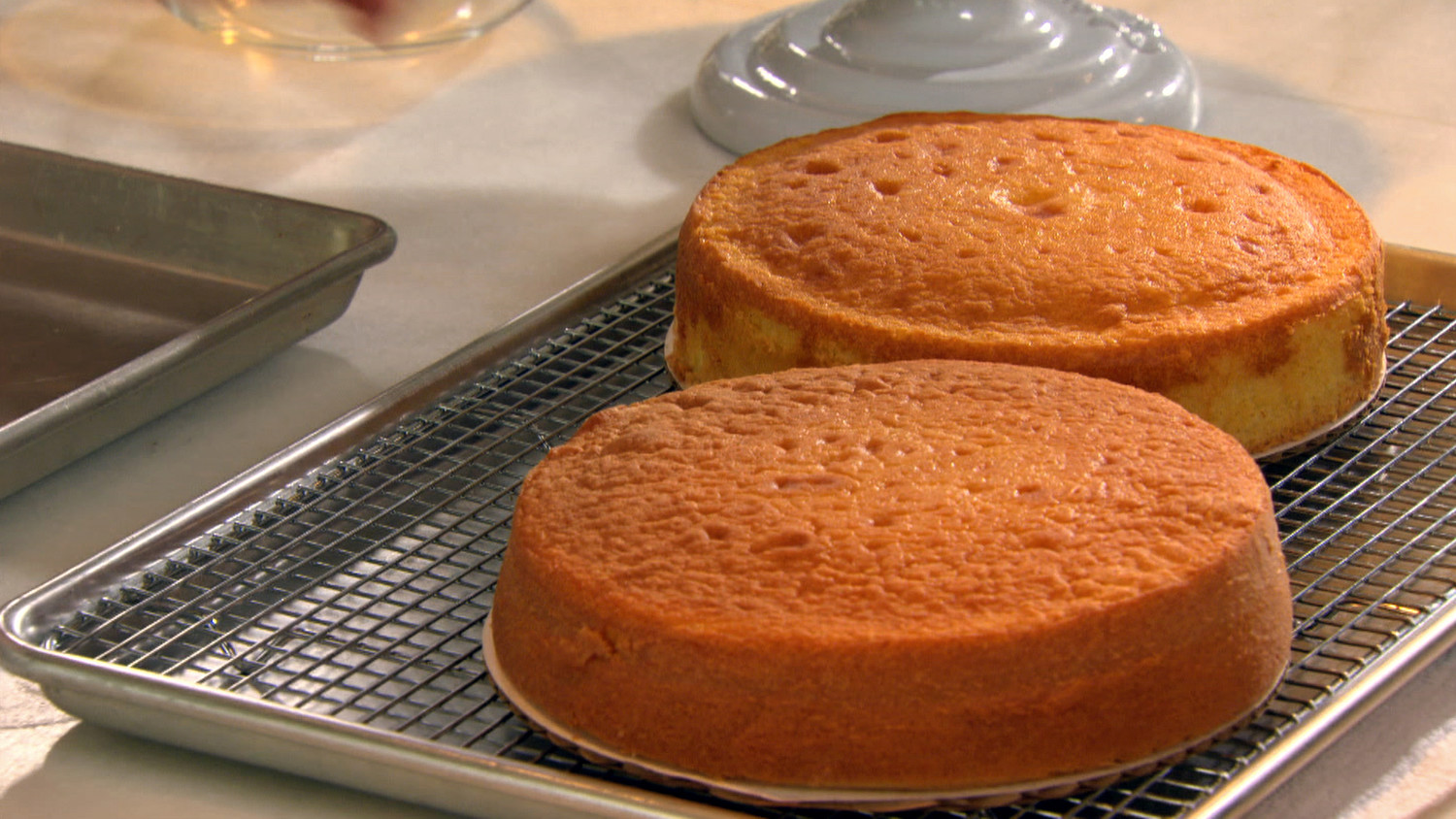 Video Yellow Butter Cake Martha Stewart