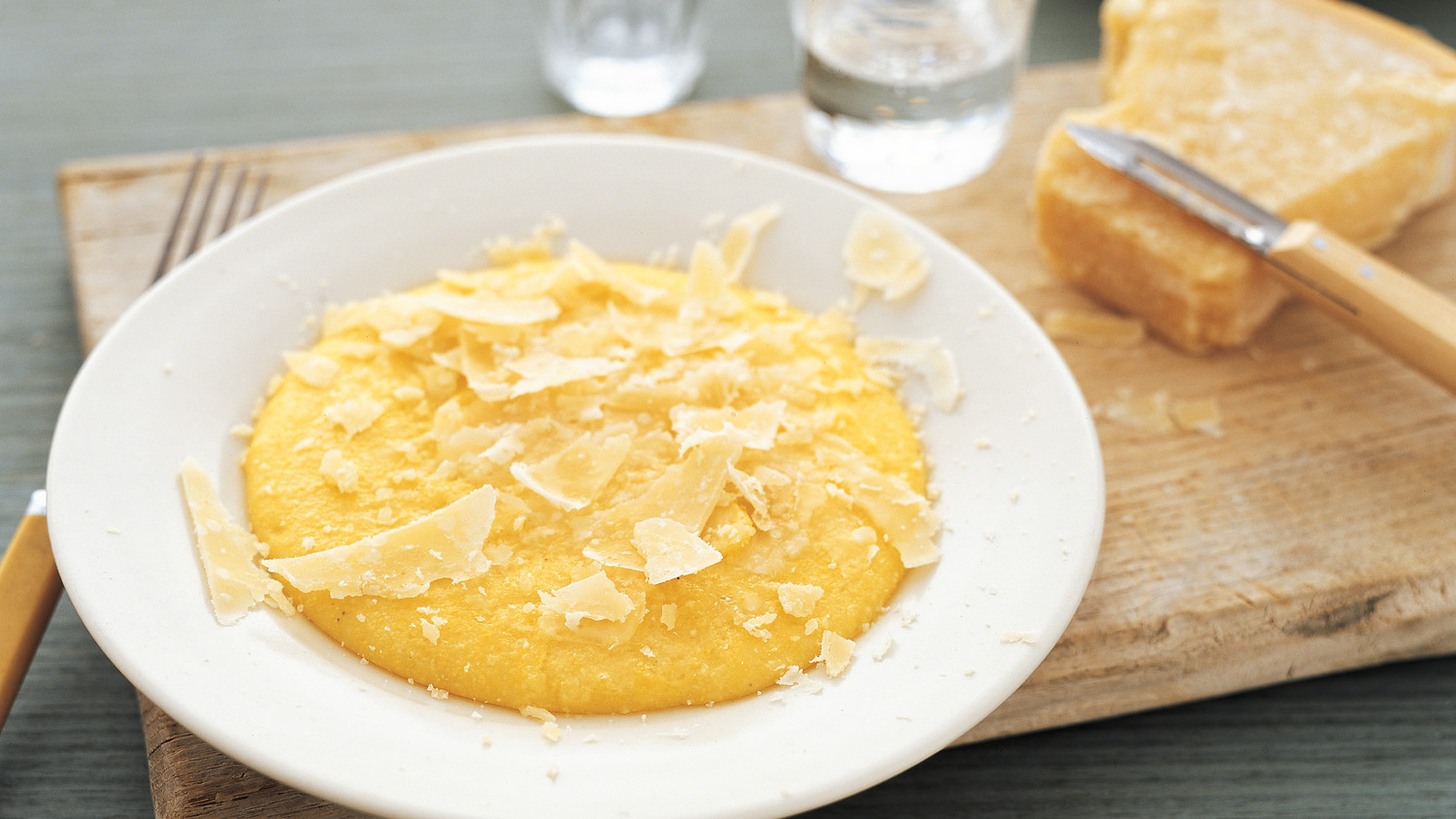 Harness The Power Of Polenta Martha Stewart
