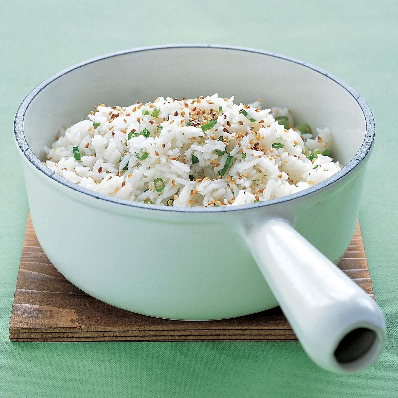Sesame Rice – Recipesbnb