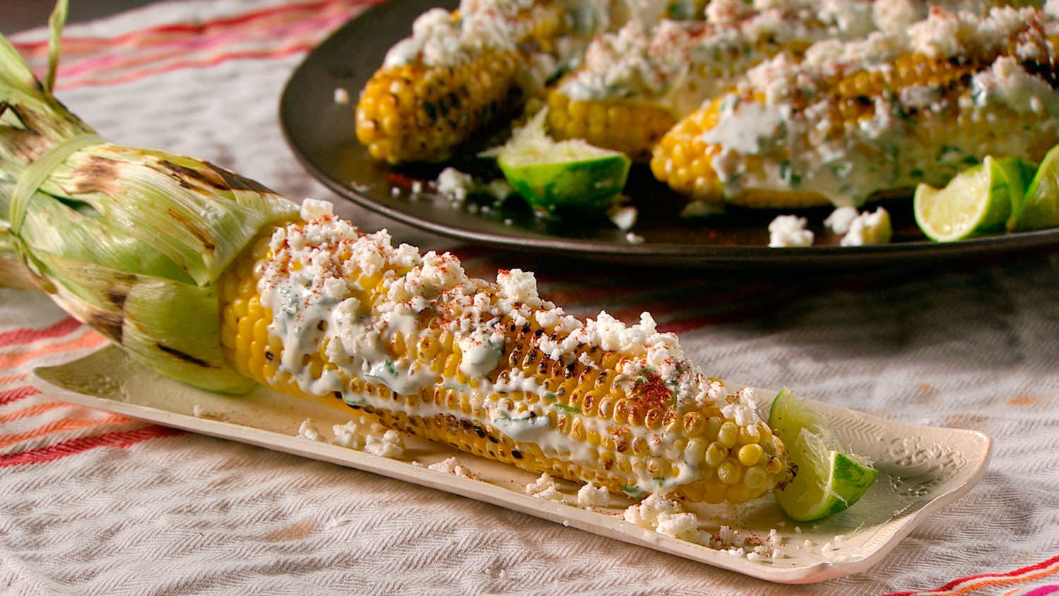 Mexican Corn Recipe Martha Stewart