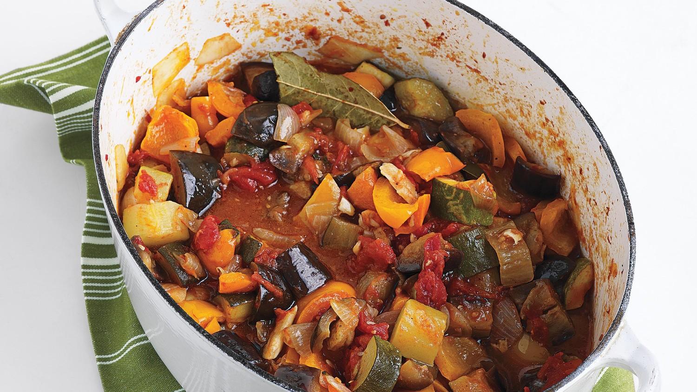 Easy recipes for ratatouille