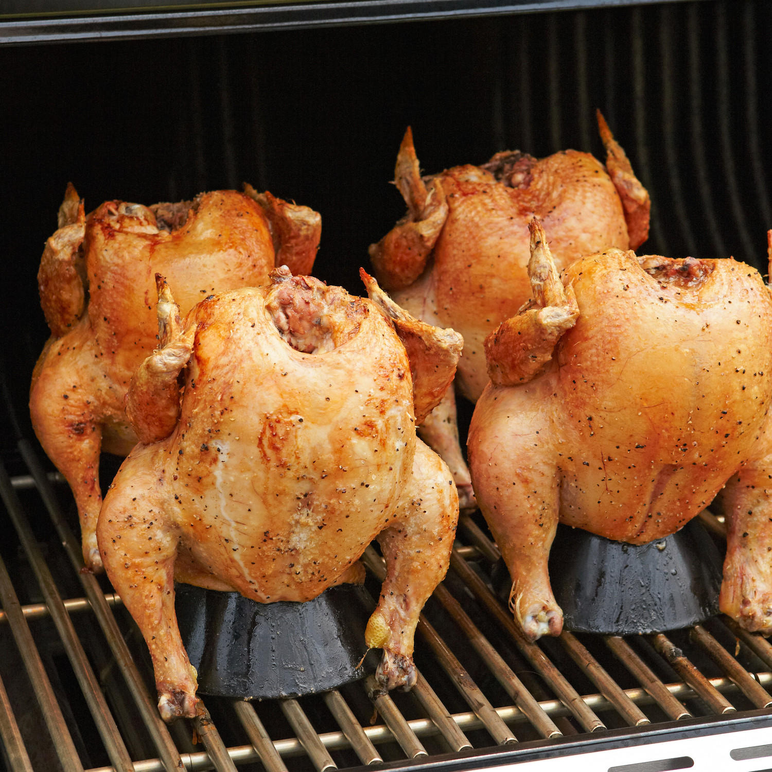 Beer Can Chicken Recipe Amp Video Martha Stewart