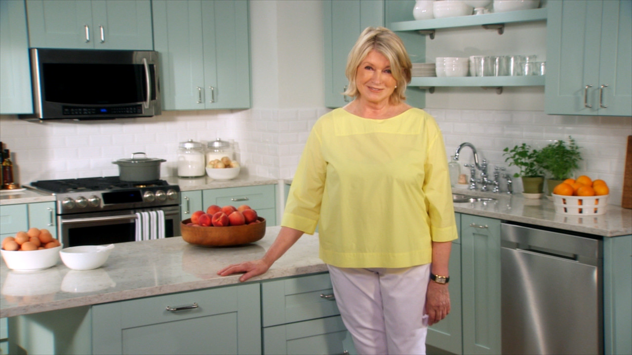 Video a place for everything martha stewart - Martha stewart kitchen design ...