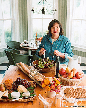 Entertaining is fun soups for lunch with ina garten Ina garten appetizer platter
