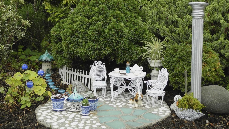 A Guide to Miniature Fairy Gardening Martha Stewart