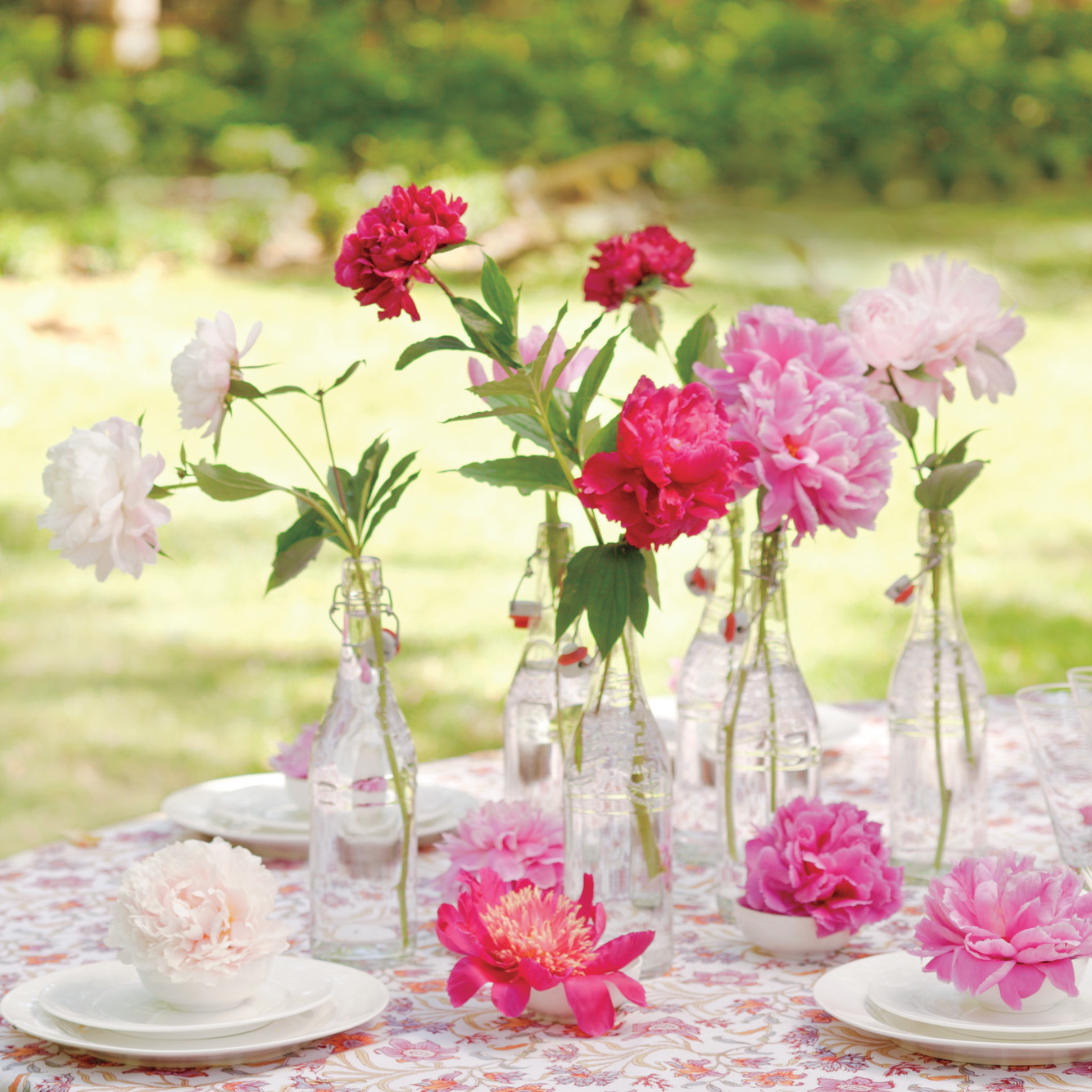 Easy Summer Flower Display Martha Stewart