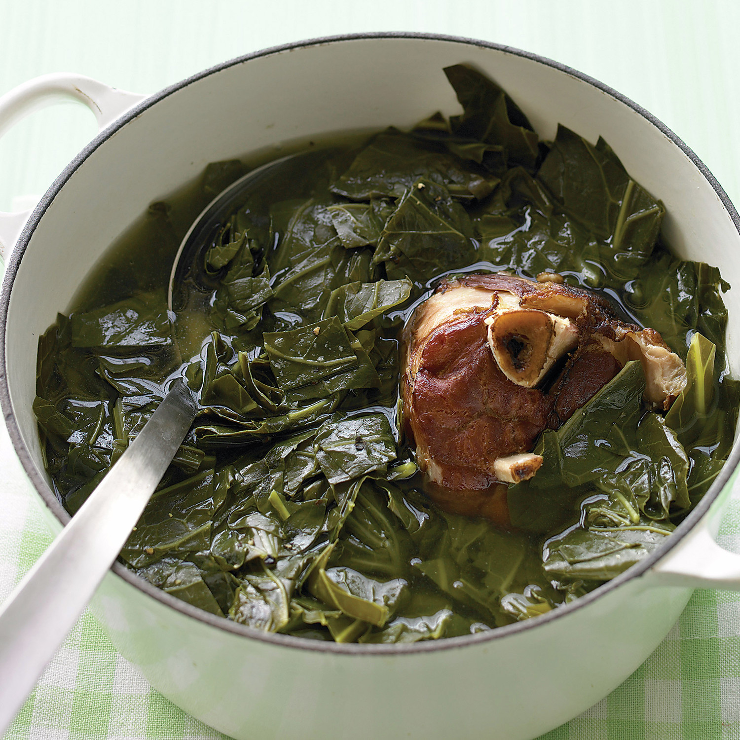 Quick Collard Greens Recipe Martha Stewart