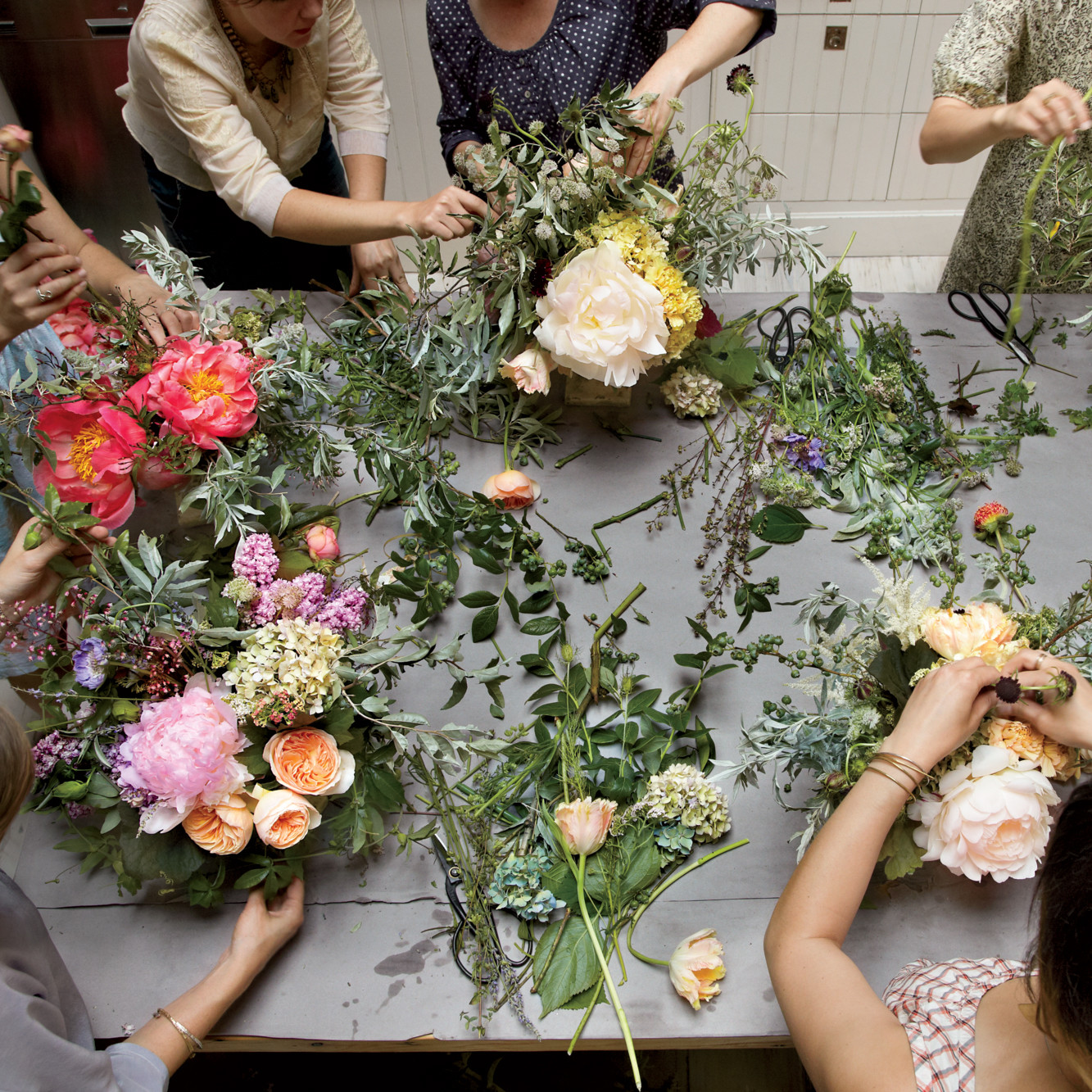 Tips From A Flower School Martha Stewart